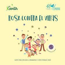Coronavirus «Rosa contra el Virus»